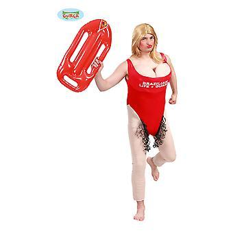 Pamela costume aerobics costume JGA lifeguard mens costume