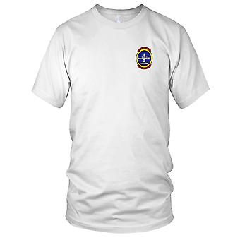US Navy USS Holland AS-32 POLARIS PRO PACE brodé Patch - dames T Shirt