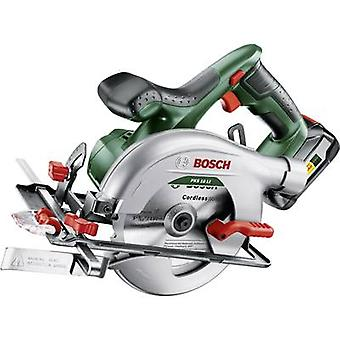 Bosch Home and Garden PKS 18 LI Cordless handheld circular saw 150 mm in