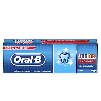 Oral B Junior 6 + años crema dental