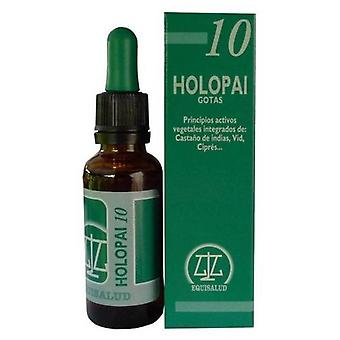 Equisalud Pai-10 Holopai (Circ.de Return, varices) (Herboristeria , Natural extracts)