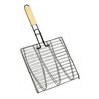Alperk Grill Nonstick Fish 28 X 28 X 56 Cm. (Garden , Barbecues , Accessories)