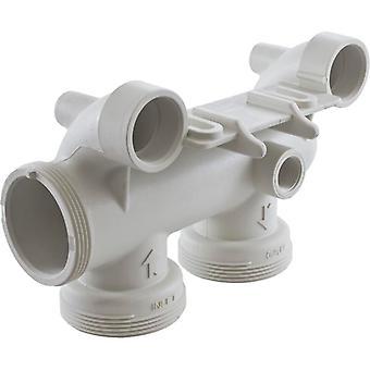 Pentair 471419 Main Manifold Bottom for MiniMax CH Heater