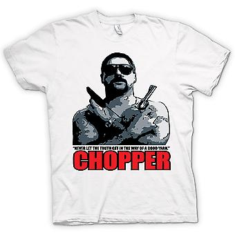 T-shirt - Chopper - Reid buon filato - film - commedia