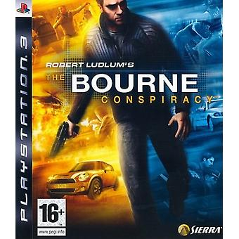 Robert Ludlums The Bourne Conspiracy (PS3)