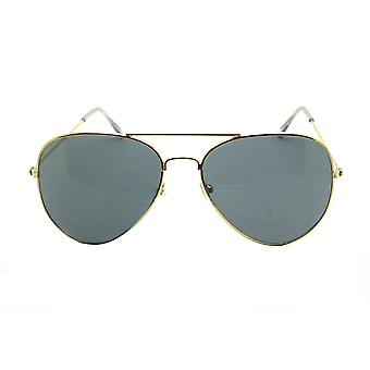 RetroUV® Premium Full Mirrored Aviator Sunglasses Classic Metal Frame Uv400