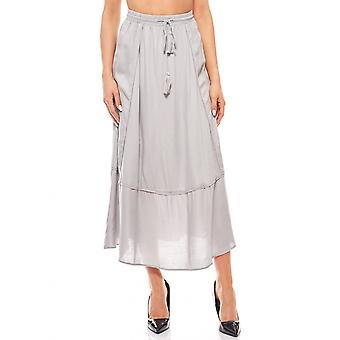 Maxi skirt short size grey B.C.. best connections
