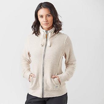 One Earth Women's Textured Full-Zip Fleece