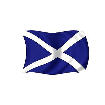 Skotland/St Andrews Flag 5 ft x 3 ft med øjer til ophæng