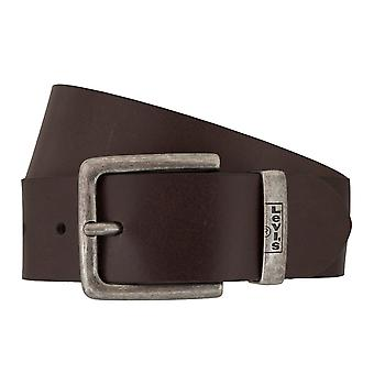 Levi BB´s belts men's belts leather jeans belt Brown 7204
