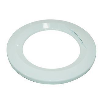 Marco de puerta secadora Whirlpool secadora blanca