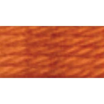 DMC Tapestry & Embroidery Wool 8.8yd-Light Golden Red Brown
