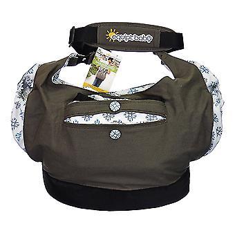 EquiptBaby Anacapa gris sac à langer sac à couches