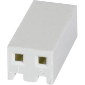 TE Connectivity Socket enclosure - cable SL-156 Total number of pins 6 640251-6 1 pc(s)