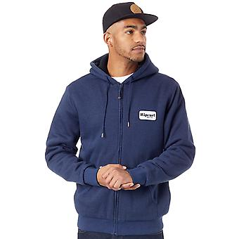 Rip Curl Mood Indigo Heated - Sherpa Lined Zip Hoody