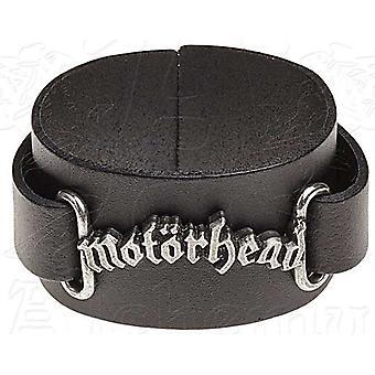 Motorhead Logo skórzane Wriststrap