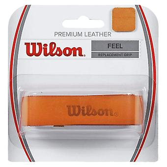 Wilson Premium leather base band - natural leather