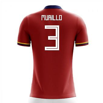 2018-2019 Colombia Away Concept Football Shirt (Murillo 3) - Kids