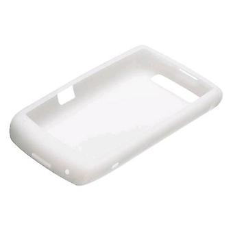 OEM BlackBerry Storm2 9520 9550 Skin Case - White