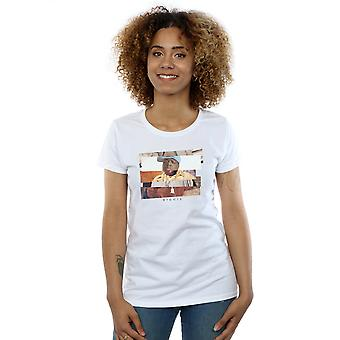 Berüchtigten groß geschnittenen Foto Frauenunterhemde