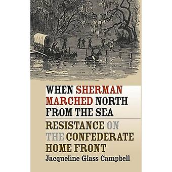 When Sherman Marched North from the Sea - Resistance on the Confederat