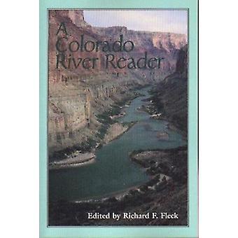Een lezer van de Colorado rivier door Richard Francis Fleck - 9780874806472 boek