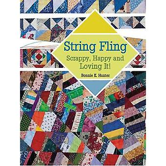 String Fling - Scrappy - Happy and Loving it! - 9781611690477 Book
