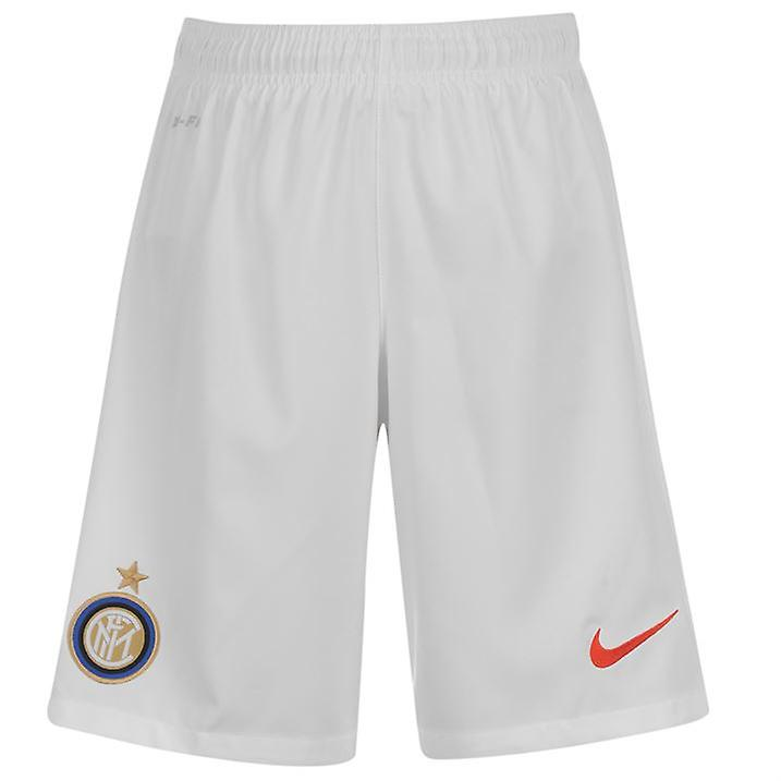 2014-2015 Inter Milan Away Nike Football Shorts (Kids)