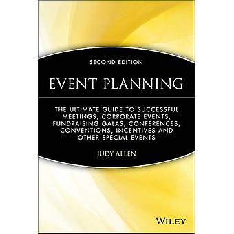 Event Planning - The Ultimate Guide to Successful Meetings - Corporate