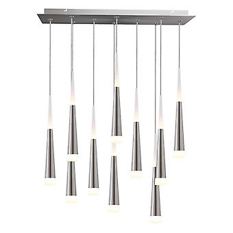 Comet 10-Light LED Mini Pendant