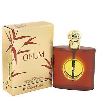 Yves Saint Laurent Opium, Eau de toilette 50ml EDP Spray