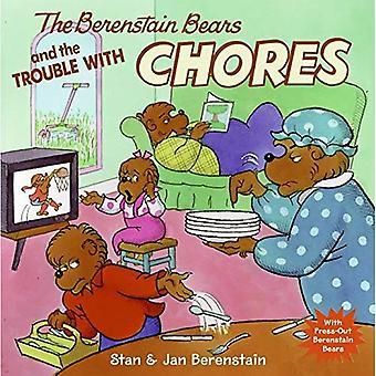 Les oursons Berenstain et the Trouble with Chores [avec les ours de Berenstain presse-Out] (Berenstain Bears (8 x 8 Broché))