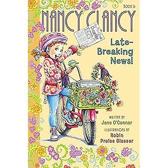 Fancy Nancy: Nancy Clancy, sene-Breaking News! (Nancy Clancy)