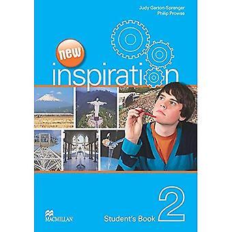 Nova edição inspiração nível 2: Livro aluno