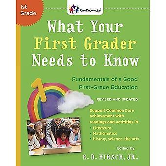 Ce que votre première niveleuse doit savoir (révisé et mis à jour): principes de base d'une bonne éducation de première qualité (Core...