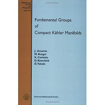 Fundamental groups of compact Kahler manifolds