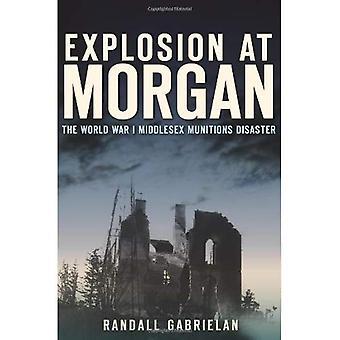 Explosión en Morgan: desastre de municiones en el Middlesex de la I Guerra Mundial