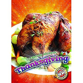 Thanksgiving (Celebrating Holidays!)