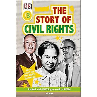 DK Readers L3: The Story of Civil Rights (DK Readers)