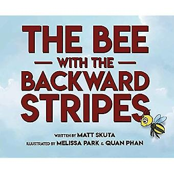 The Bee with the Backward Stripes