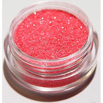 1pc Fine glitter corail