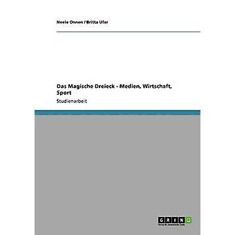 Das Magische Dreieck Medien Wirtschaft Sport by Onnen & Neele