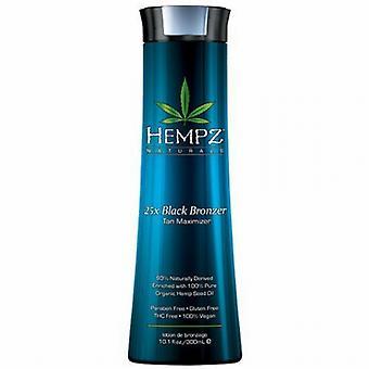 Hempz Naturals - 25x Black Bronzer (300ml)
