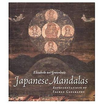 Mandalas japonais: représentations de la géographie sacrée