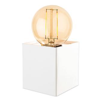 Firstlight-1 ljus bord lampa vit-5926WH