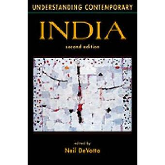 Understanding Contemporary India (2nd Revised edition) by Neil DeVott