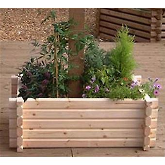 Norlog Buildround Rectangular Planter 27inch x 36inch