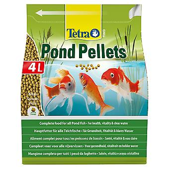 Tetra Pond Pellets 1030g/4Ltr