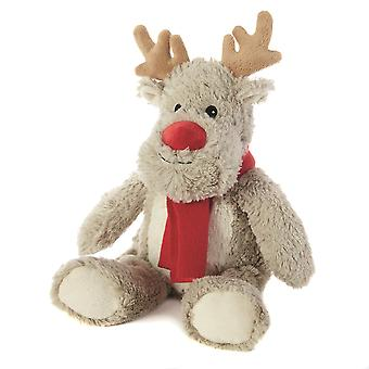 Warmies Cozy Plush Fully Microwavable Toy: Reindeer