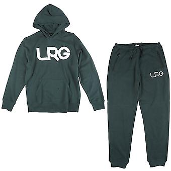 LRG Lifted RG Tracksuit Dark Spruce